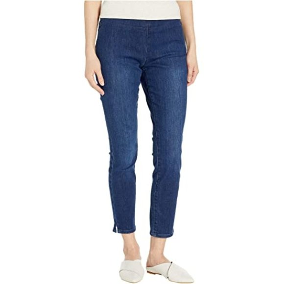 NYDJ Pull on Ankle Jeans